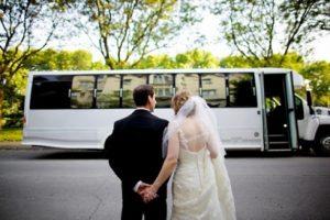 autobus na svadbu