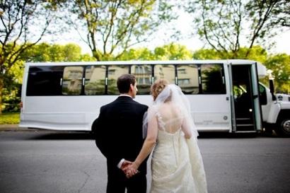 Wedding Limo Bus